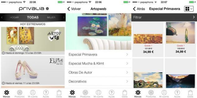 privalia-app-ahorro